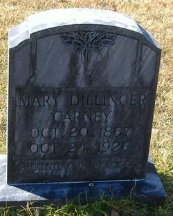 Mary <I>Dillinger</I> Carney