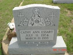 Cathy Ann <I>Olivas</I> Essary