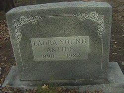 Laura <I>Young</I> Anthis