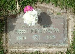 Russell Palmer Robinson