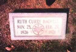 Ruth <I>Curry</I> Bagwell