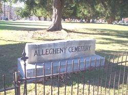 Allegheny Church Cemetery