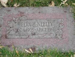 Elva Marie <I>Hansen</I> Neeley