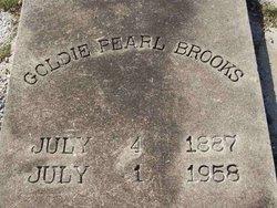 Goldie Pearl Brooks