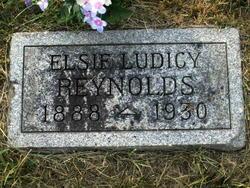 Elsie Ludicy Reynolds