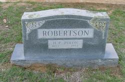 Hugh Polon Robertson