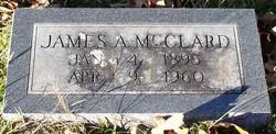 James Allen McClard