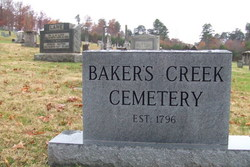 Bakers Creek Cemetery