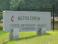 Bethlehem United Methodist Church Cemetery