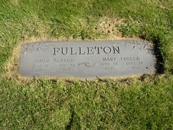 James Alfred Fulleton
