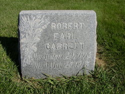 Robert Earl Garrett