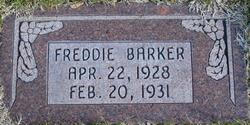 Frederick William Barker, Jr