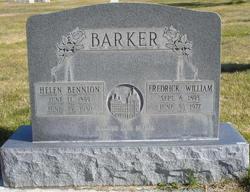Helen <I>Bennion</I> Barker