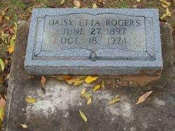 Daisy Etta Rogers