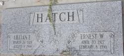 Ernest William Hatch