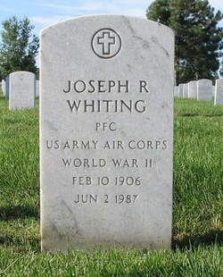 Joseph R Whiting
