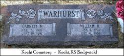 Garnett M. Warhurst