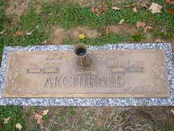 Mary Lou <I>Harper</I> Archibald