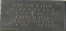 Lorraine R Feesl