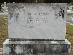 Ida <I>Halford</I> Brannan