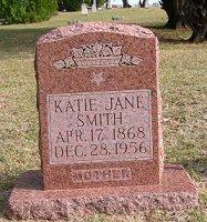 Katie Jane <I>McGuire</I> Smith