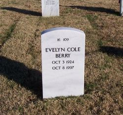 Evelyn Cole Berry