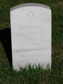 Joseph L Cusimano