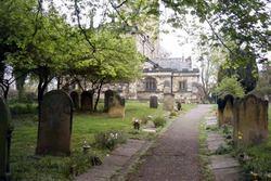 St Mary's the Virgin Churchyard