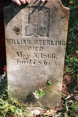 William James Sterling