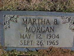 Martha Jane <I>Blanken</I> Morgan