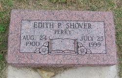 Edith Pearl <I>Phillips</I> Shover