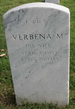 Verbena Mae <I>Huff</I> Gathright