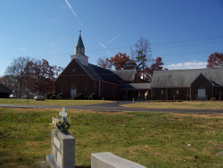 Center United Methodist Church Cemetery