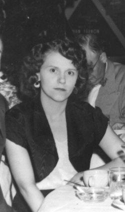 Mildred Evelyn <I>Thompson</I> Blinco