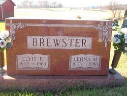 Leona M. <I>Pearson</I> Brewster