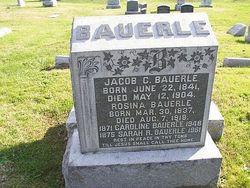 Jacob Carl Bauerle