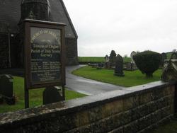 Garvary Parish Church Graveyard