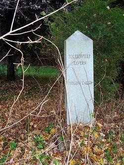 Tolersville Tavern Burial Ground