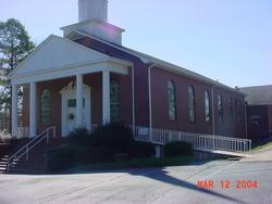 Cook Springs Baptist Church Cemetery
