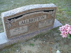 Norma Jean <I>Freeman</I> Allbritton