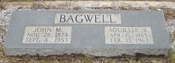 Aquillia <I>Whittle</I> Bagwell
