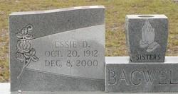 Essie D Bagwell