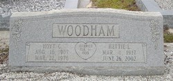 Hoyt Claton Woodham