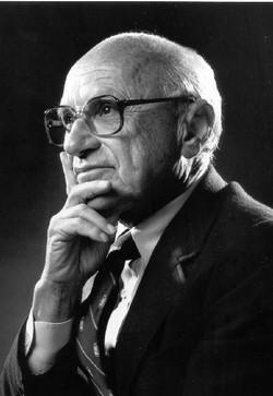 Dr Milton Friedman
