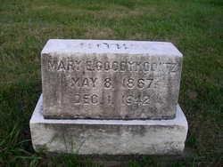 "Mary Elizabeth ""Lizzie"" <I>McCauley</I> Goodykoontz"