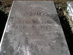 Chambers Alexander