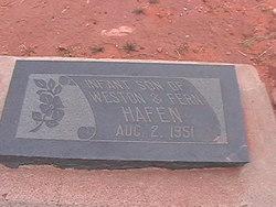 Son of Weston Hafen