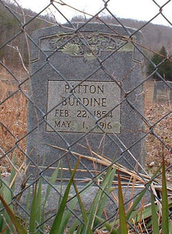 Patton Burdine
