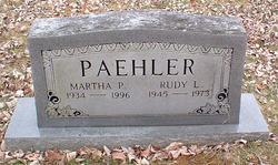 Ruby L Paehler