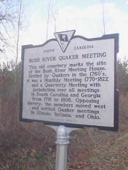 Bush River Quaker Cemetery